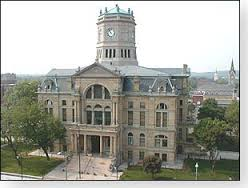 Butler County Historic Court House