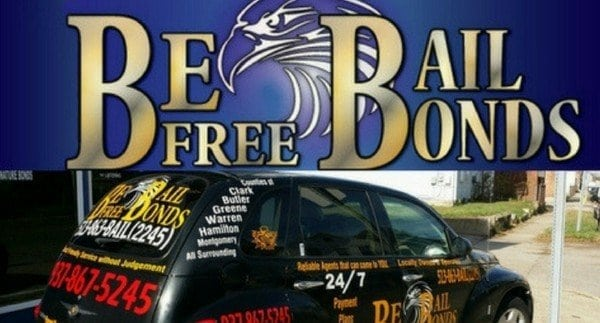 Be Free Bail Bonds of Ohio Local Bail Bondsman
