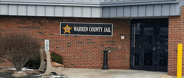 Warren County Jail Lebanon Ohio